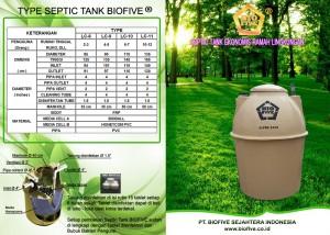 Brosur Biofive LC depan