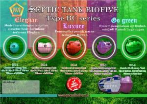 e-brosur Septic Tank BC series