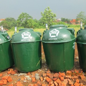 Bio Septic Tank BV series