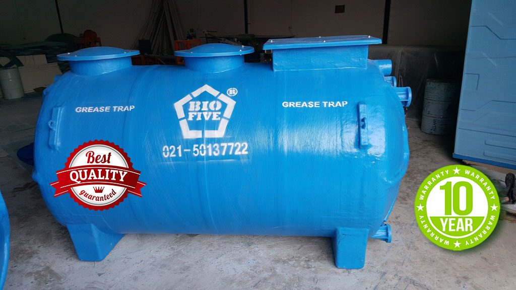 tangk grease trap