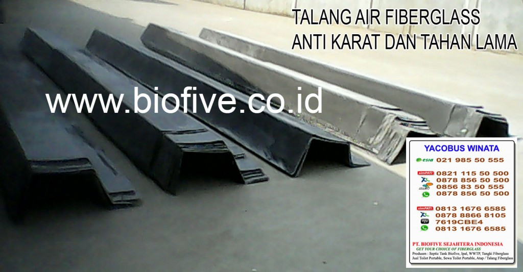 Talang Air FRP