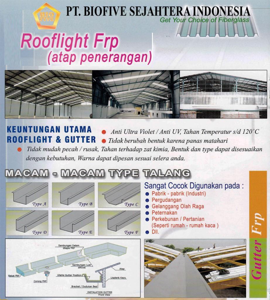 talang air fiberglass, atap penerangan fiberglass, rooflight frptalang air fiberglass, atap penerangan fiberglass, rooflight frp